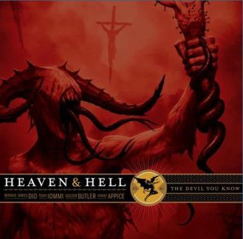 Novo do Heaven & Hell