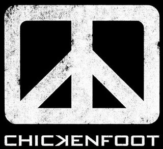 Chickenfoot - Logo