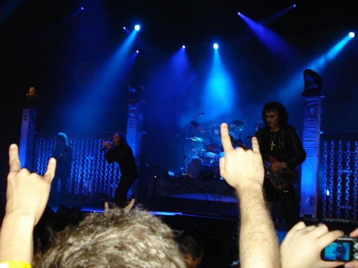Heaven & Hell - São Paulo - maio/2009