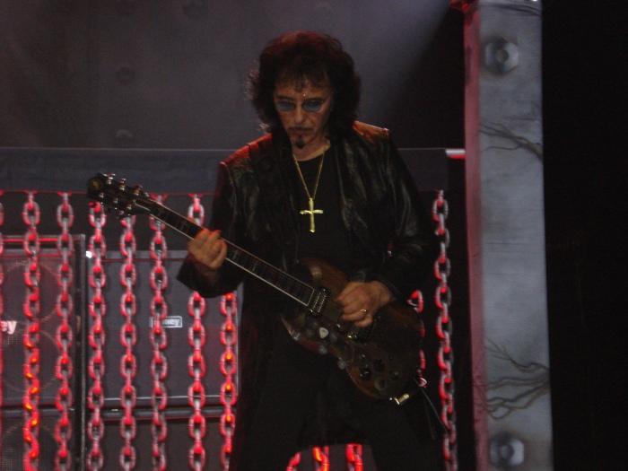 Tony Iommi - Heaven & Hell - São Paulo - maio/2009