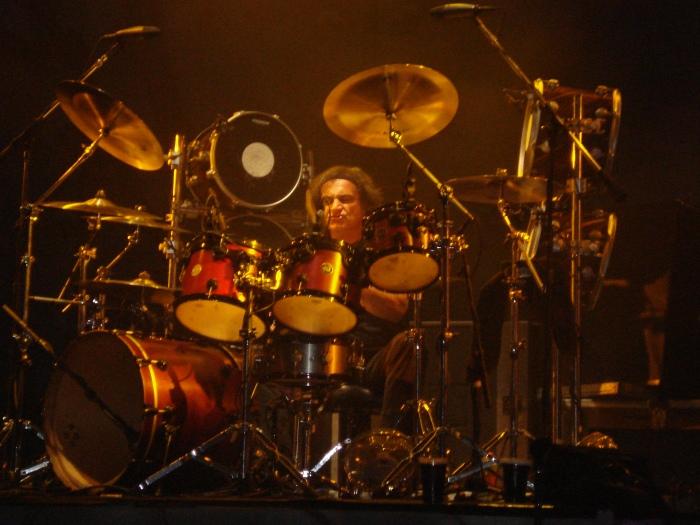 Vinny Appice - Heaven & Hell - São Paulo - maio/2009