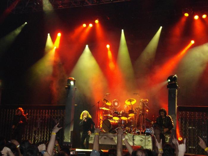 Mais do Heaven & Hell - São Paulo - maio/2009