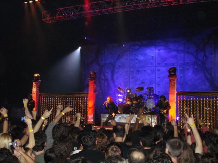 Os mitos do Heaven & Hell - São Paulo - maio/2009