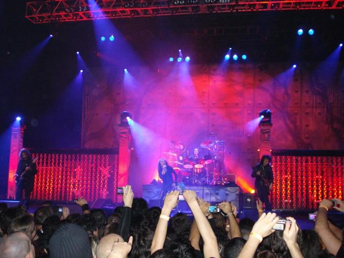 Lendas do Heaven & Hell - São Paulo - maio/2009