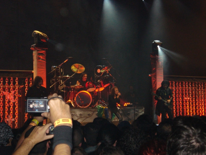 O vikings do metal: Heaven & Hell - São Paulo - maio/2009