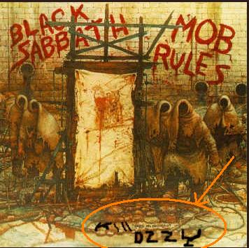 Mob Rules Kill Ozzy
