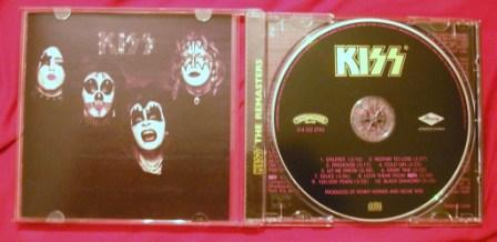 CD KISS INTERNO COM CD EDIT WEB