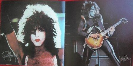 Paul & Ace em 1975 - Encarte do Cd - Versão Remaster
