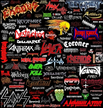 Thrash Metal Bands