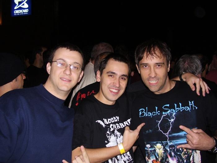 Marcus Batera, Eduardo e Jake Wizard