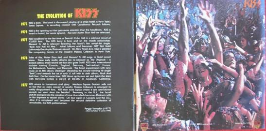 A evolução do Kiss na edição Cd Remaster