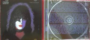 O cd na edição remaster - com uma resenha no lado direito