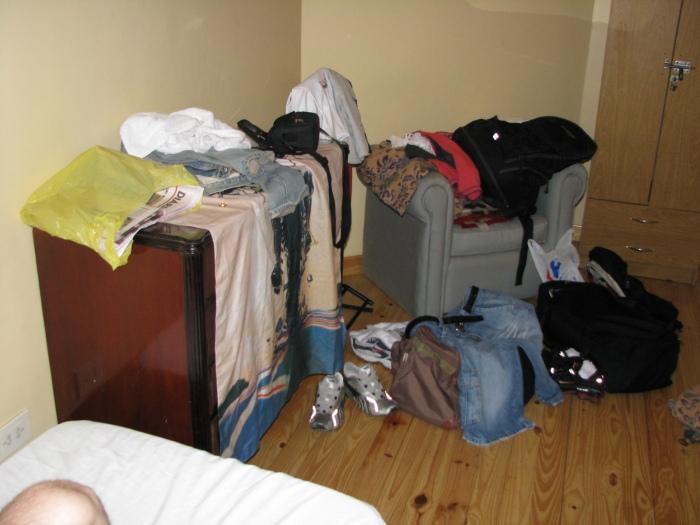 O quarto no nosso Hostel