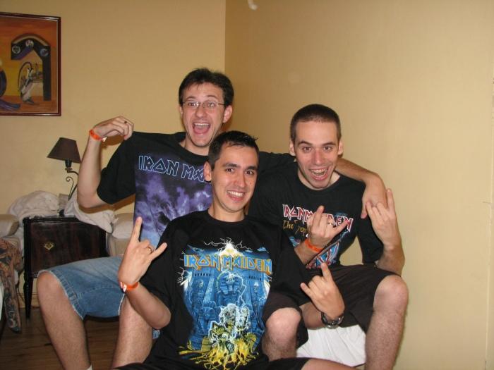 Marcus, será que veremos o Murillo vestindo o manto sagrado do Heavy Metal mais algum dia em nossas vidas?   :-)