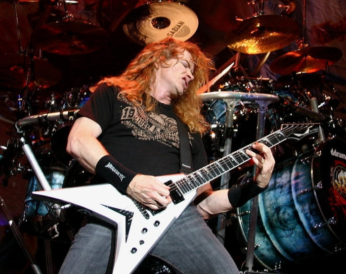 Sir Dave Mustaine