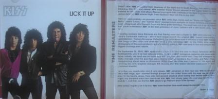 No cd remaster - o padrão original do vinil é mantido
