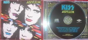 A capa do cd na edição remasterizada