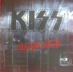 A capa de Revenge (cd) já denota um trabalho sério da banda