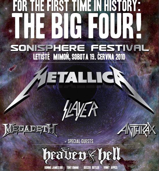 The Big Four: parece mentira, eu sei, mas não é...