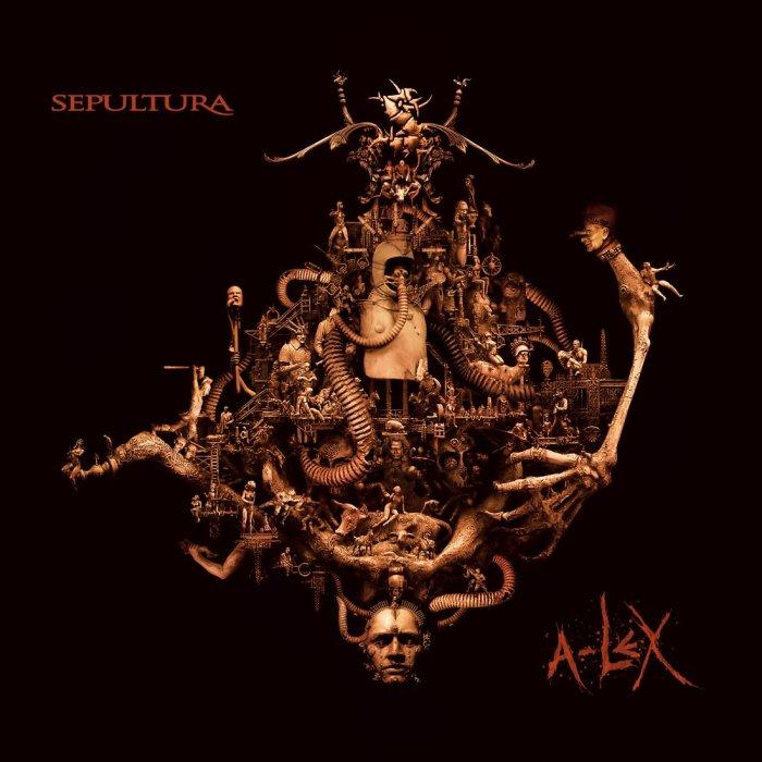 A-Lex, novo disco do Sepultura
