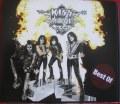 A capa do cd trazendo o logo da turnê.