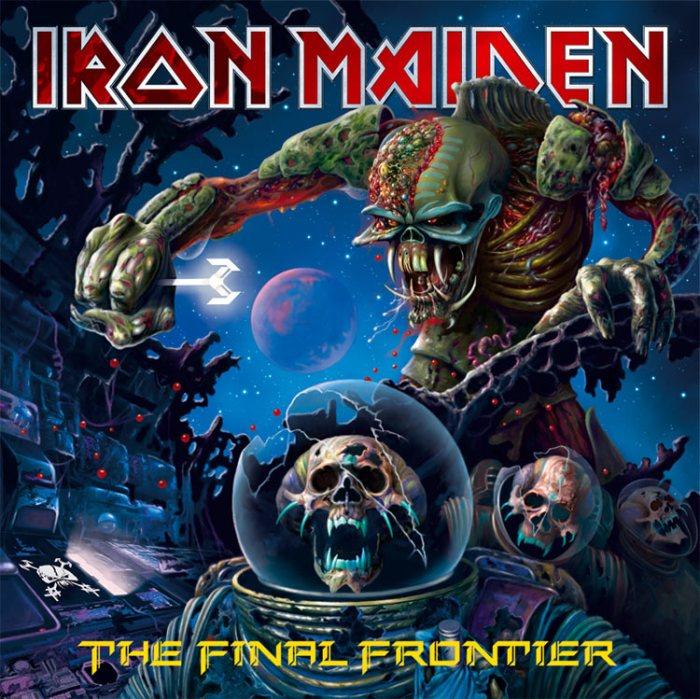 The Final Frontier - data de lançamento: segunda-feira, 16/agosto/2010.