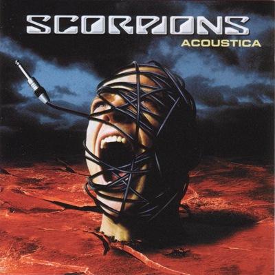 SCORPIONS. La era de los grandes (artrópodos) 2001_acoustica