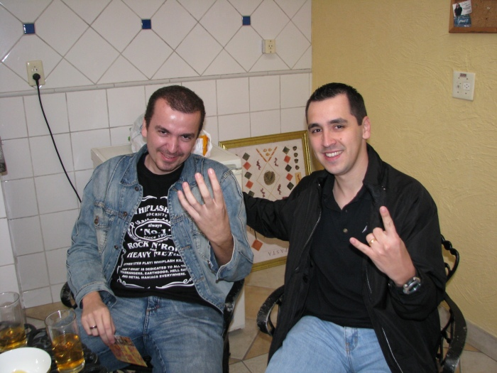 João, fundador do Whiplash + Eduardo, criador do Minuto HM