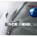 Rock In Rio Card 2011 - frente
