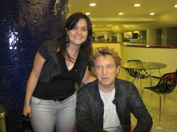 Carla e Andy Summers