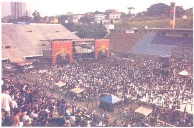 Philips Monsters of Rock 1994 - Estádio do Pacaembu