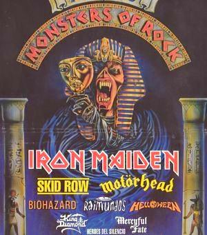 Philips Monsters of Rock 1996