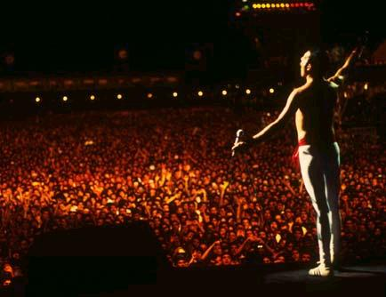Queen no Rock in Rio 1985