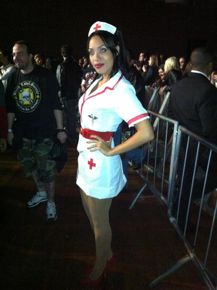 Dee Dumore (The Nurse)