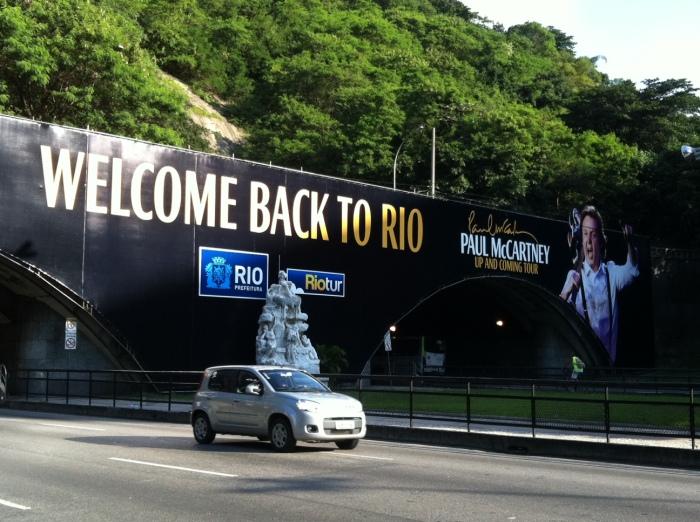 Tunel Novo - Botafogo, Rio de Janeiro - maio/2011