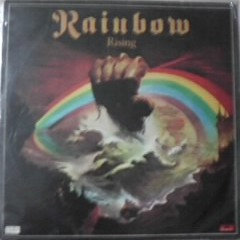 o segundo e antológico Rainbow Rising