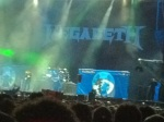 Megadeth no palco!