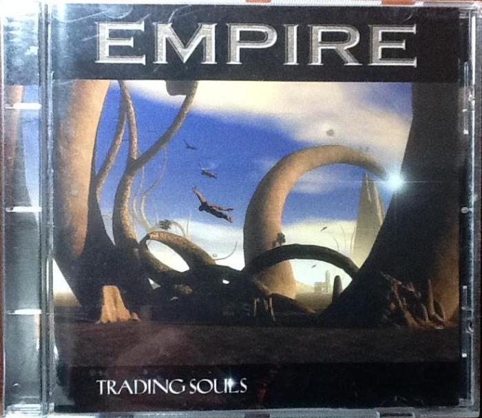 Empire – capa do trabalho com Tony Martin nos vocais