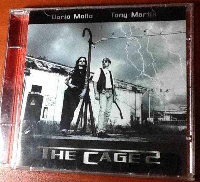 Capa do CD The Cage 2
