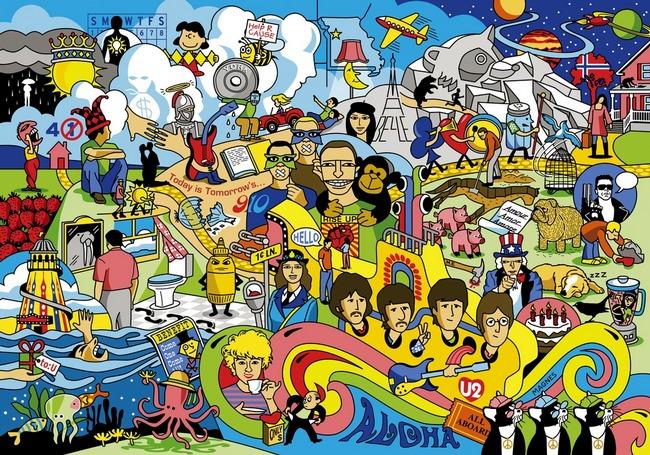 Beatles songs Image Quiz   Fab Forum