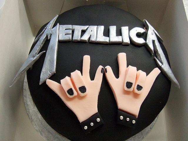 Heavy Metal Cakes Minuto Hm