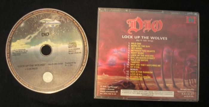 A versão russa do cd adquirido na galeria do rock em SP traz 4 bônus