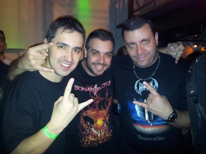 Eduardo, Zé e Carlos