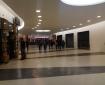 Grande corredor de entrada que abrigou a feira de artesanatos e a loja On Stage.