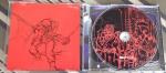Best Of The B'Sides - CD 1 e contra-capa do encarte