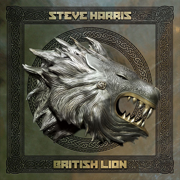 Steve Harris - British Lion_cover