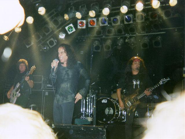 Bob Daisley novamente com Dio