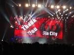 """Fim de show na """"cidade do pecado"""""""