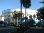 """O """"aquário"""" é realmente gigantesco e muito imponente! Quando passei em frente de carro, antes de estacionar, lembro de ter ficado bobo e falando sozinho no carro sobre o tamanho da arena, impressionado"""