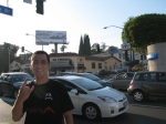 A lendária Sunset Boulevard